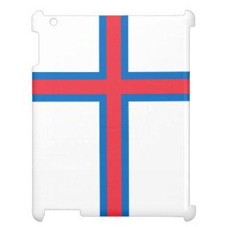 Färöer-Flagge iPad Hülle