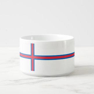 Färöer-Flagge Kleine Suppentasse