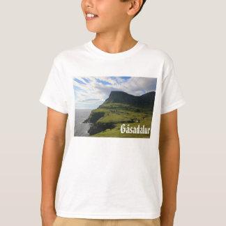 Faroese Dorf von Gásadalur: Shirt