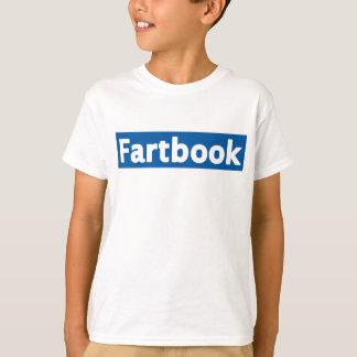 Fartbook T-Shirt