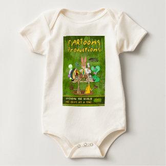 FARToons Produktionen Baby Strampler