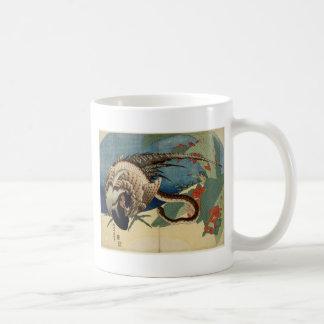 Fasan und die Schlange Kaffeetasse