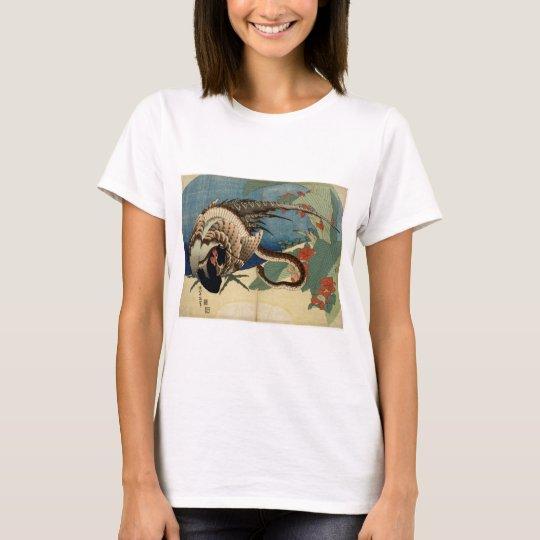 Fasan und die Schlange T-Shirt