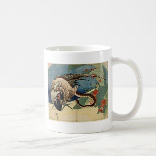 Fasan und die Schlange Tasse