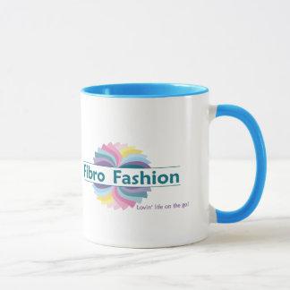 Faser Mode-Tasse Tasse