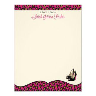 Fashionista-Anmerkung Cards_Sarah Jessica Parker Karte