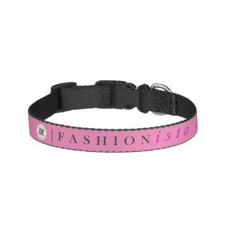 Fashionista-Haustier-Kragen Haustierhalsband