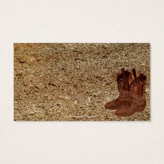 Fass-Laufen von Rodeo-Cowgirl-Designer #Gift Visitenkarte