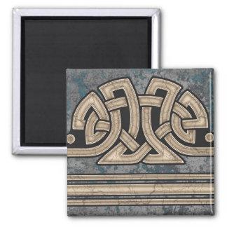 Fassen Sie A, geraden Magneten TANs ein Quadratischer Magnet