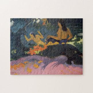 """""""Fatata Te Miti"""" - Paul Gauguin Puzzle"""