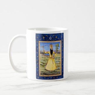 Fath Ali Fatali Shah Qajar König Kaffeetasse