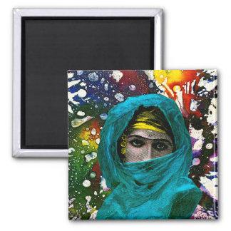 Fatima durch Michael Moffa Magnete