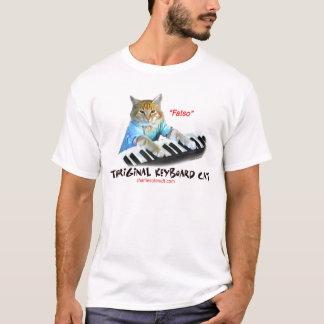 Fatso-… ursprüngliche Tastatur-Katze T-Shirt