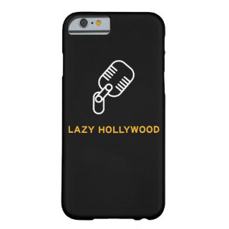 Fauler Hollywood-Logo-Telefon-Kasten Barely There iPhone 6 Hülle
