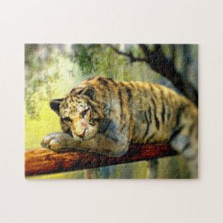 Fauler Tiger Puzzle