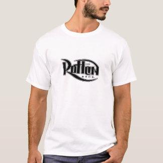 Faules Bros. Schwarzes T-Shirt