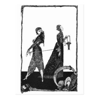 Faust 137 postkarte