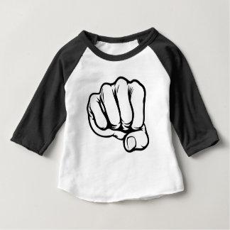 Faust-Cartoon-Comic-Buch-Art Baby T-shirt