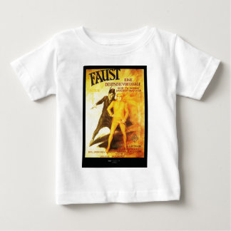 Faust Restored Adaptation Baby T-shirt