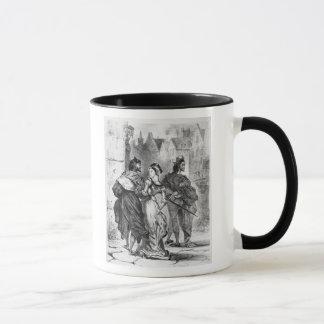 Faust-Sitzung Gänseblümchen Tasse