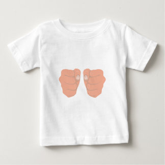 Fäuste fists baby t-shirt
