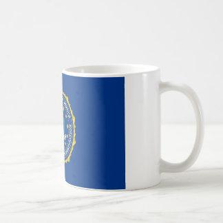 Fbi-Flagge Kaffeetasse