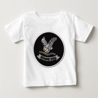 Fbi-Geisel-Rettungsmannschaft ohne Text Baby T-shirt