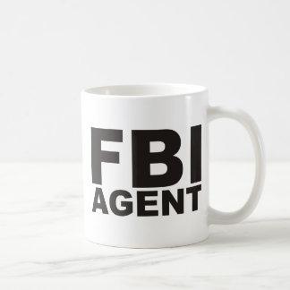 Fbi-Produkte u. -entwürfe! Kaffeetasse