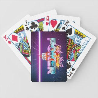 Fck Ihr Poker-Gesicht Bicycle Spielkarten