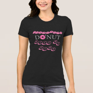 (Feastmode) Do'Nut Tötung mein Vibe Fav Jersey T - T-Shirt