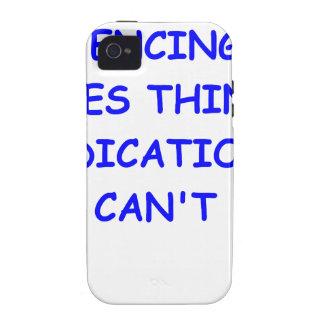 FECHTEN Case-Mate iPhone 4 CASE