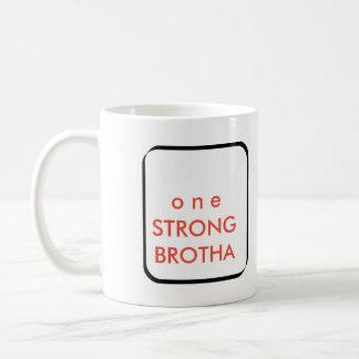 fechten Sie den Status Quo an Kaffeetasse