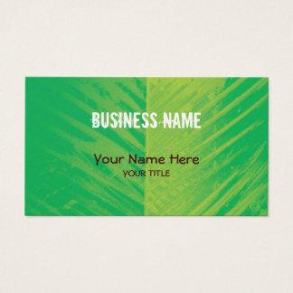 Feder palm2 ~ bc visitenkarte