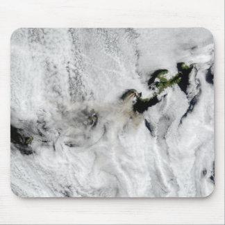 Feder von Okmok Vulkan, Aleuten 2 Mousepad