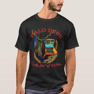 Federn u. Topf-Geist - Palo Duro-Rot T-Shirt
