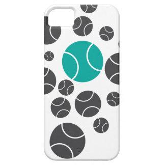 Federnd Tennisballs Schutzhülle Fürs iPhone 5