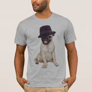 Fedora-Mops T-Shirt