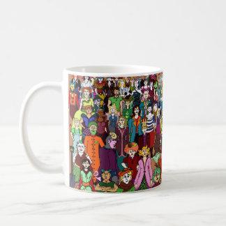 Fee-Geschichte Charakter-Tasse! Kaffeetasse