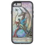 Fee-und Drache-Fantasie-Kunst Tough Xtreme iPhone 6 Hülle