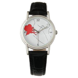 Fee und I Armbanduhr