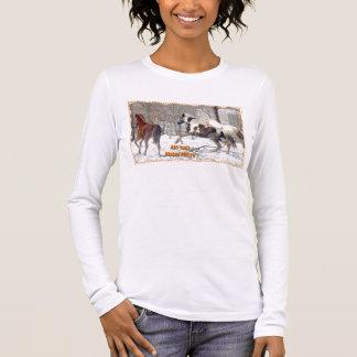 FEELIN FRISKY LANGARM T-Shirt