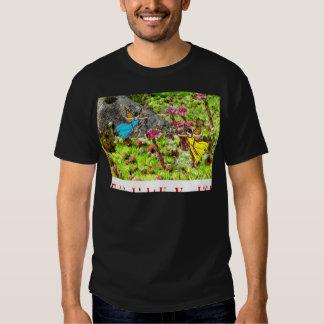 Feen leuchten Ihrem Leben T Shirt