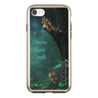 Feenhafte Blumen im Jade-Mondschein *Personalize*