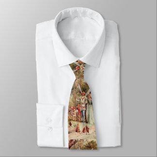 Feenhafte Hochzeit Krawatte