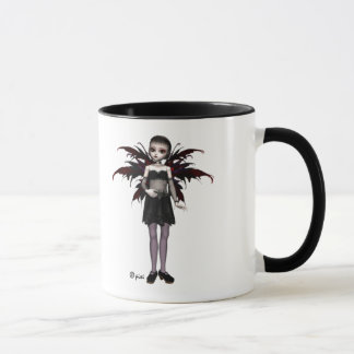 Feenhafte Puppe Lilly - Tasse