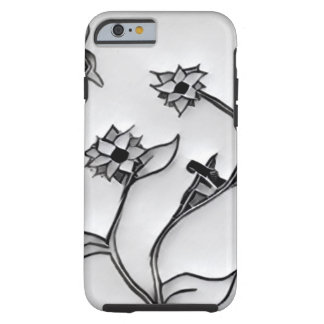Feenhafter Blume iPhone 6 Fall Tough iPhone 6 Hülle
