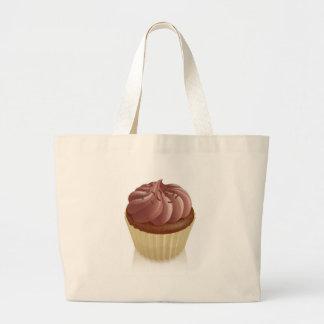 Feenhafter Kuchenkleiner kuchen der Schokolade Tasche