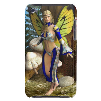 Feenhafter Schmetterling Barely There iPod Case