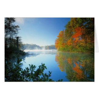 Feenhafter SteinStaat Park USA, Virginia, Karte