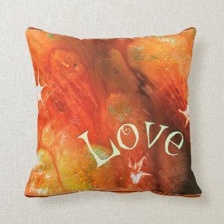 Feenhaftes Liebe-Kissen Kissen